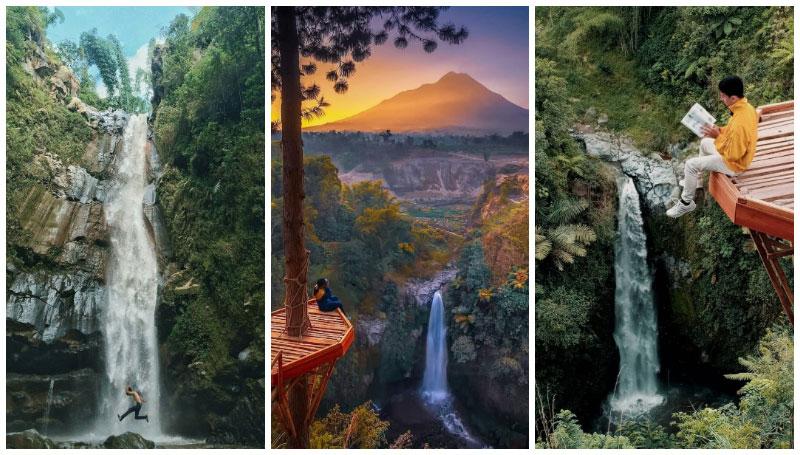 Air Terjun Kedung Kayang, Spot Wisata Alam Air Terjun Paling Dicari Wisatawan Saat ke Magelang! – Pesonanya Bikin Spechless!