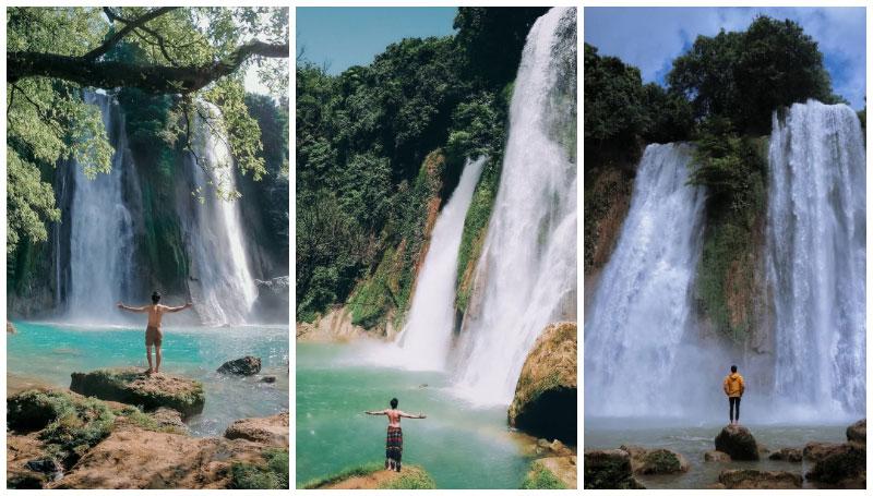 Curug Cikaso, Objek Wisata Hits dan Favorit di Ujung Genteng, Sukabumi!
