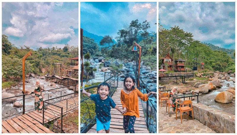 Griya Pendopo Ciherang, Objek Wisata Viral di Sentul yang Komplit Banget – Dari Cafe Hingga Villa!