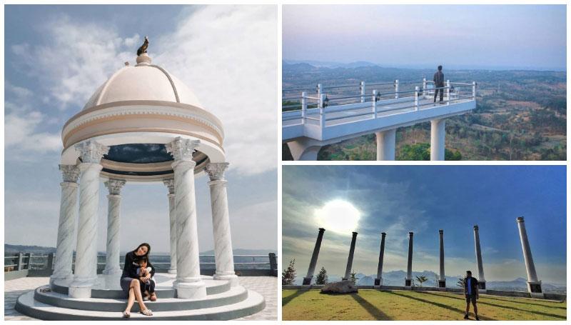 Hidden Valley Hills, Objek Wisata Sejarah dengan View Menawan dan Spot Foto Epik di Purwakarta