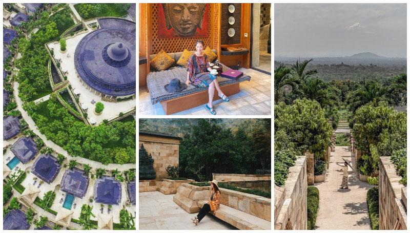 Hotel Amanjiwo, Akomodasi Mewah dan Elit ala Eropa Klasik dengan Pemandangan Candi Borobudur Langsung!