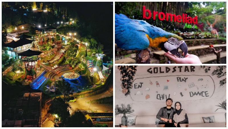 Itinerary Liburan di Bandung 3 Hari 2 Malam, Rekomendasi untuk Liburan Berkualitas Kalian Bersama Keluarga!