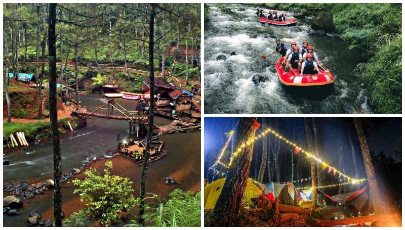Kampung Singkur Pangalengan, Rekomendasi Tempat Liburan Akhir Pekan – Bisa Camping dan Arung Jeram Bersama Orang Tersayang!