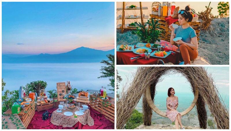 Mata Langit by Plataran, Tawarkan Sensasi Sarapan Eksklusif dan Mewah dengan Pemandangan 6 Gunung Sekaligus di Magelang!