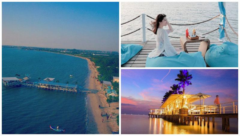 Ocean View Residence, Akomodasi Penginapan Tepi Pantai Ala Bali di Jepara – View Pantainya Cantik Banget!