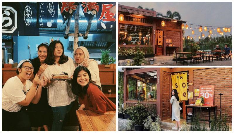 Sore Izakaya, Kedai Ala Jepang dengan Hidangan Ramen di BSD, Tangsel – Nikmati Makanan Ala Negeri Sakura dengan 25k Aja!