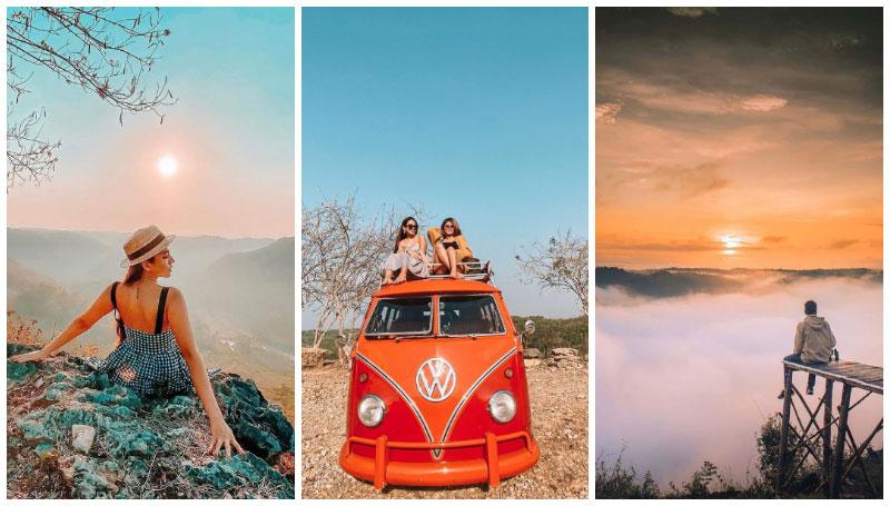 Tebing Watu Mabur, Salah Satu Objek Wisata dengan Panorama di Ketinggian Jogja yang Jadi Favorit Wisatawan Berburu Sunset!