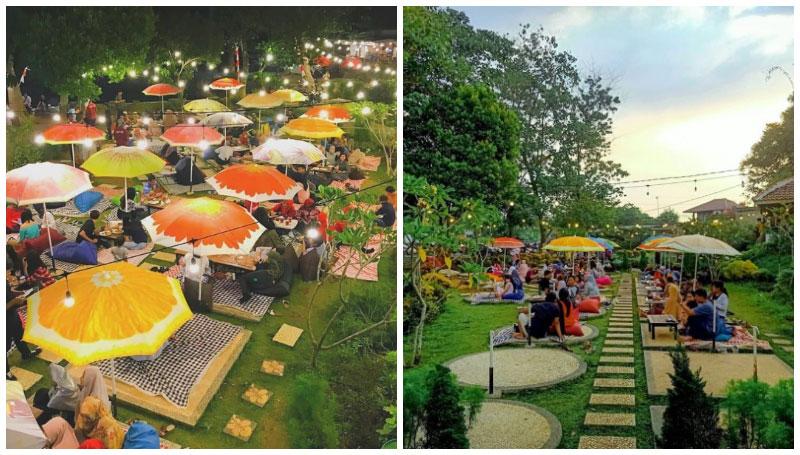 Warung Tepi Danau, Cafe Unik Pinggir Danau Belakang ITB yang Super Cozy dan Instagramable!