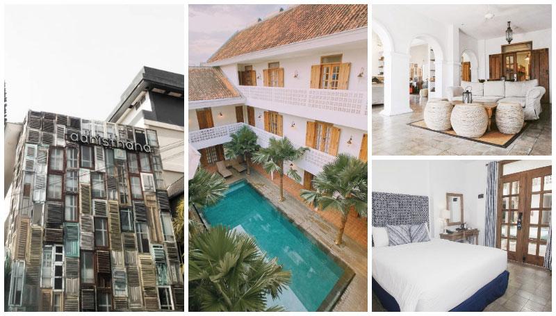 Adhisthana Hotel, Penginapan di Jantung Kota Jogja dengan Konsep Vintage Modern yang Sangat Nyaman – Start From 200k per Malam