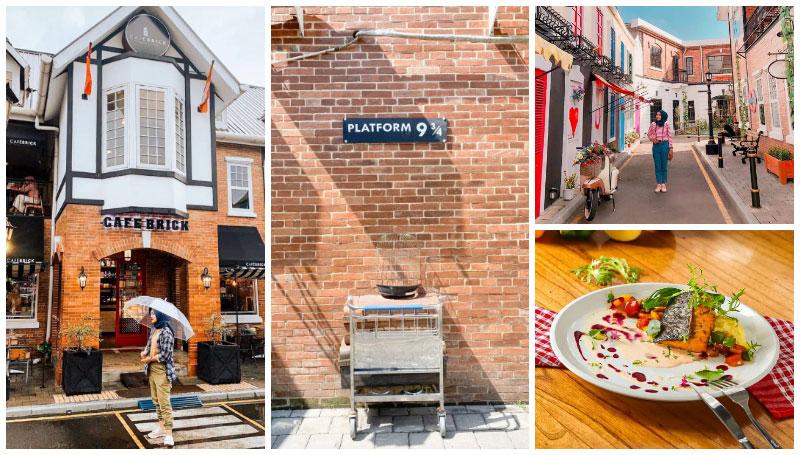 Cafe Brick Jogja, Tempat Nongkrong dengan Gaya Eropa yang Punya Spot Ala Harry Potter – Potterhead Merapat!