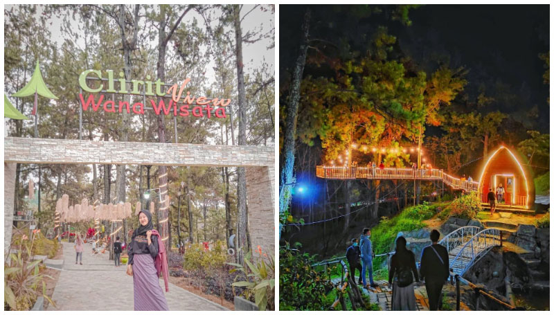 Clirit View, Objek Wisata Baru di Tegal yang Lagi Hits dan Ramai Pengunjung – Tidak Ada HTM loh!