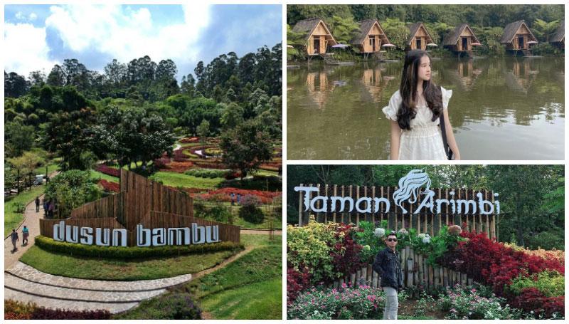 Dusun Bambu, Objek Wisata Hits yang Punya Fasilitas Super Lengkap dan Jadi Favoritnya Wisatawan Ketika Liburan di Bandung!