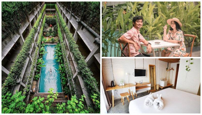 Greenhost Boutique Hotel, Penginapan Nyaman di Jogja dengan Nuansa Asri dan Kolam Renang yang Bikin Suasana Makin Adem!