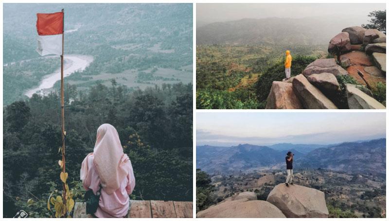 Gunung Karang, Spot Favorit Wisatawan Untuk Nikmati Panorama Majalengka di Ketinggian – Cocok Untuk Hunting Foto nih!
