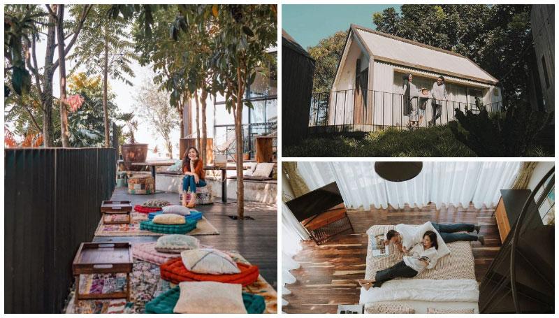 Halojae Bandung, Villa dan Cafe Unik yang Instagramable – Sering Dipakai Buat Foto Prewedding Loh!