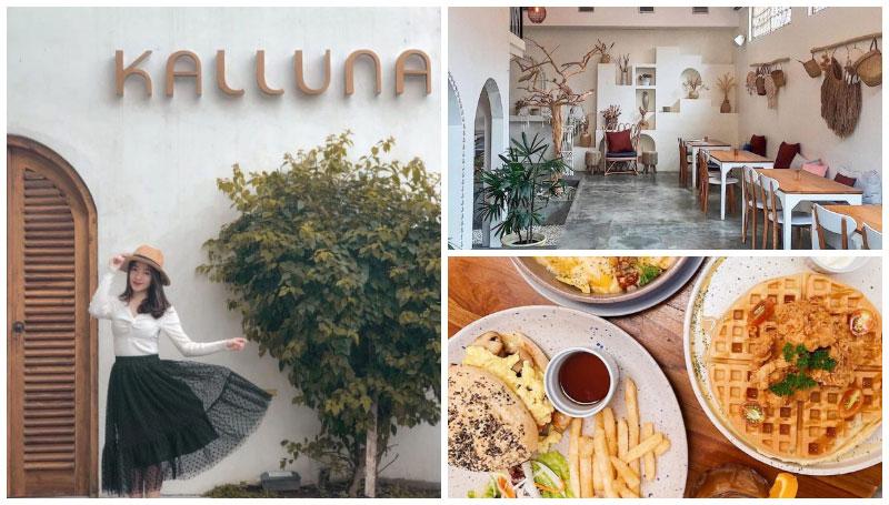 Kalluna Jogja, Tempat Nongkrong Asik di Jogja dengan Gaya Santorini yang Instagramable!