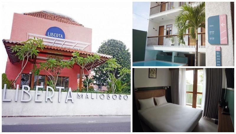 Liberta Malioboro, Hotel dengan Lokasi Strategis dekat Malioboro yang Murah Meriah dan Nyaman – Tarif Per Malam Mulai dari 200 Ribuan Aja!