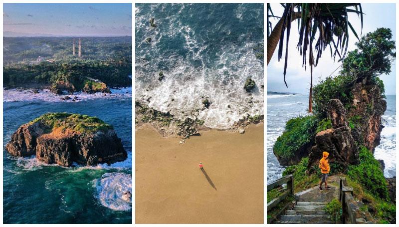 Pantai Karang Tawulan, Keindahan Pantai Selatan Tasikmalaya yang Memukau – Keindahannya Tidak Perlu Diragukan!