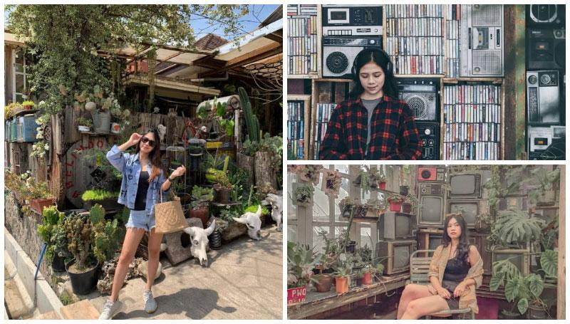 Retrorika Cafe, Konsep Tempat Unik dan Klasik di Batu yang Buat Siapa Saja Betah dan Pengen Foto Terus! Instagramable Banget!