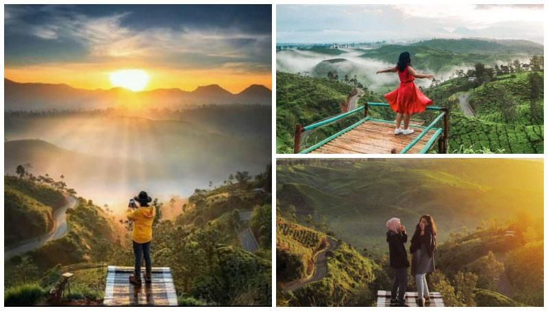 Sunrise Point Cukul, Spot Hunting Sunrise Terbaik Favorit Wisatawan di Pangalengan, Bandung – Super Amazing!
