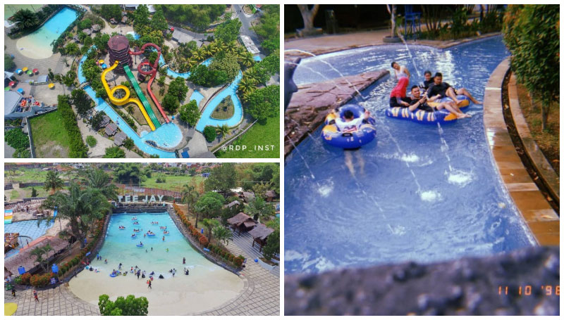 Teejay Waterpark, Taman Bermain Air Opsi Liburan Bareng Keluarga Saat Akhir Pekan – Lokasinya Ada di Tasikmalaya!