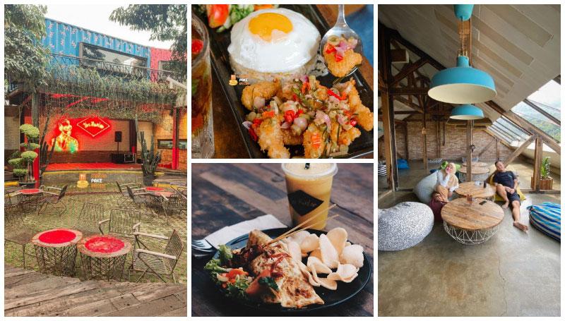 The Parlor, Cafe dengan Bangunan dan Sajian yang Unik di Dago Atas, Bandung – Instagramable Abis nih Tempatnya!